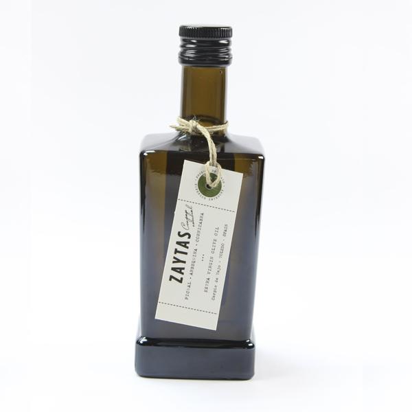 Botella de AOVE Coupage Esencial de Zaytas