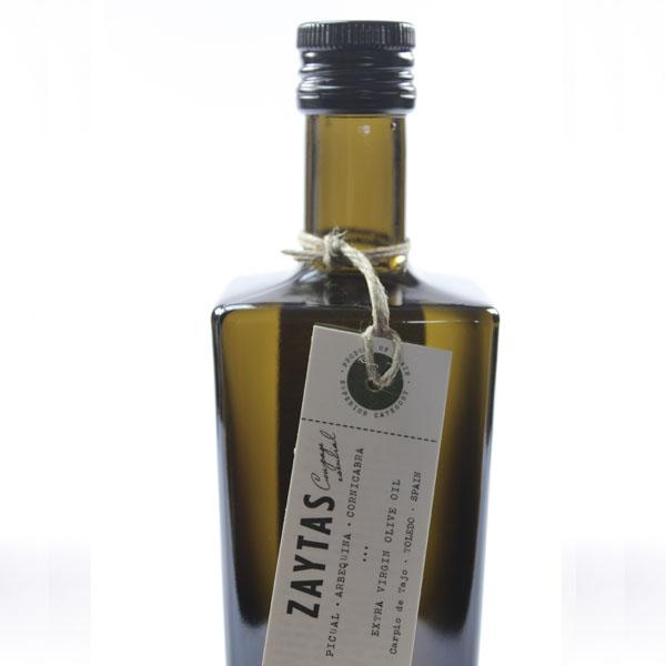 Botella de Aceite de Oliva Virgen Extra Coupage Esencial de Zaytas