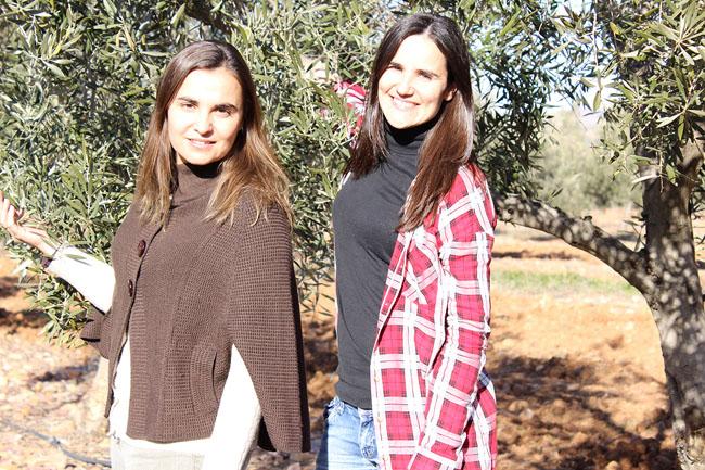 Foto de Marta Soto y Ana Soto de Zaytas