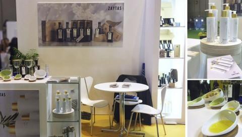 espacio zaytas, aceite de oliva virgen extra en Salon de gourmets
